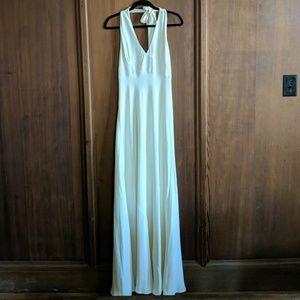 Silk J. Crew Wedding Dress (Similar: BHLDN Shelby)